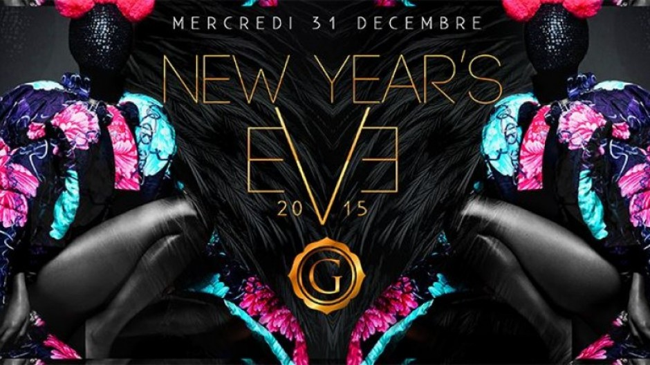 GOLD CLUB | ◆ NEW YEAR\\'S EVE ◆ | WED. 31st DECEMBER