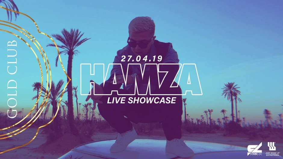 - HAMZA - Exclusive Live Showcase