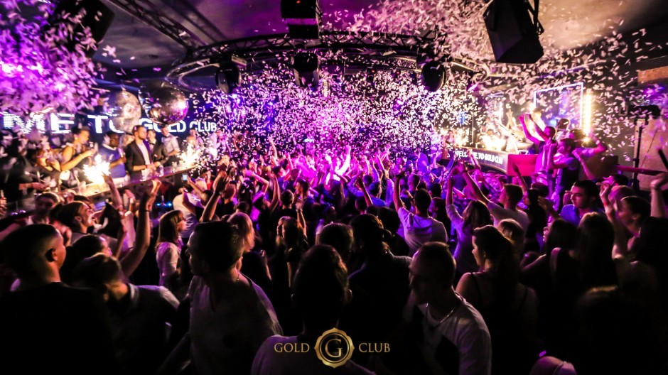 - GOLD CLUB | MY F*CKING BIRTHDAY | SAMEDI 24 OCTOBRE